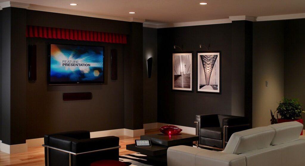 Multiroom Audio and HD Video